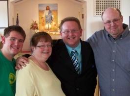 Jordan, Jane, Randy, and Mark